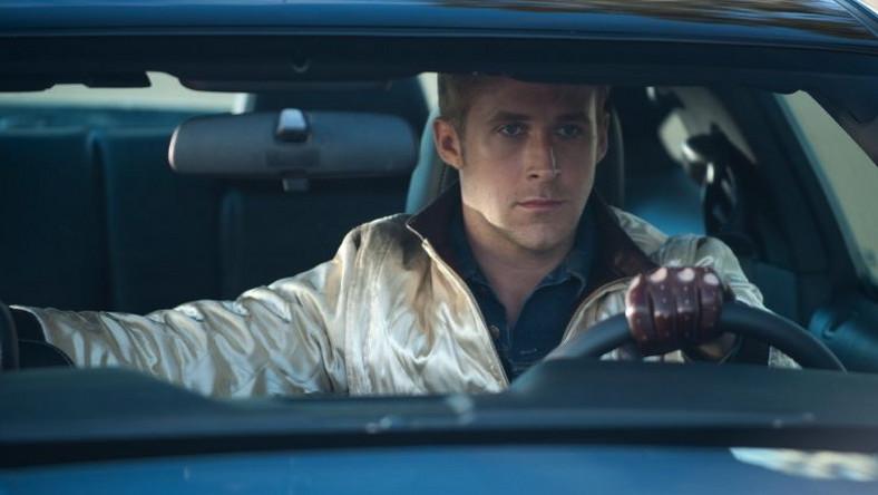 """Ryan Gossling w filmie """"Drive"""""""