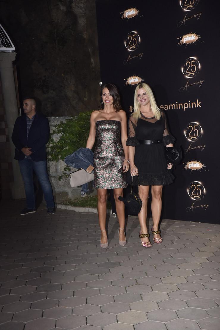 Svetlana Aleksić, Svetlana Grubor, Irena Jovanović, Pink