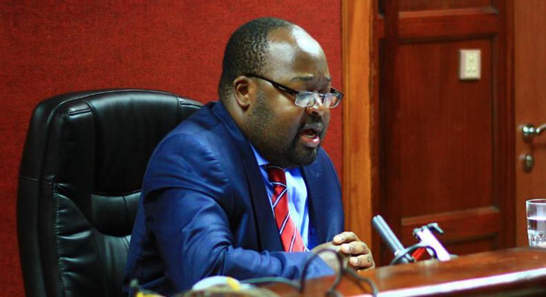 High Court Judge David Majanja
