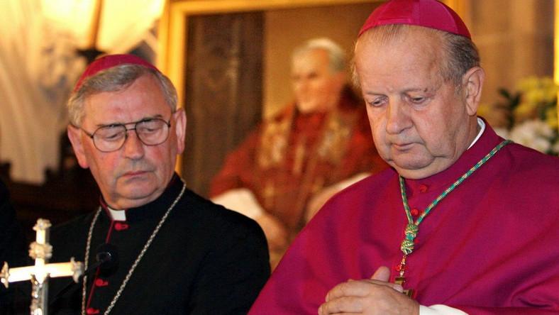 Biskup Pieronek o słowach szefa PiS: To jest chore