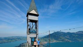 Hammetschwand - najwyższa winda w Europie