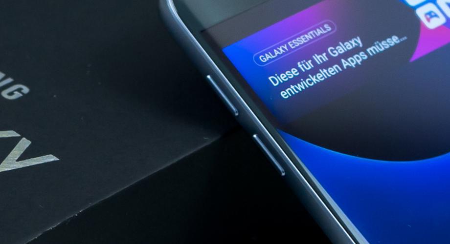 Statt Samsung Galaxy S8: Galaxy S7 edge kaufen und Geld sparen