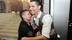 Fakt zabrał Dawida do Ronaldo!