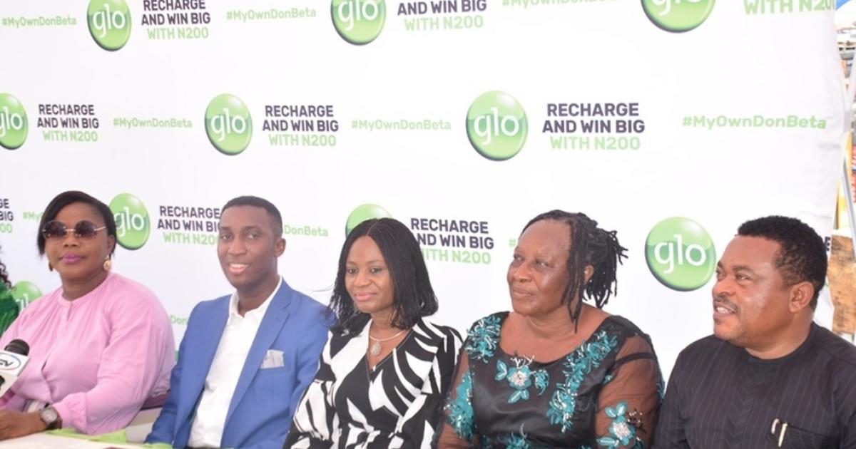 Glo's My Own Don Beta promo produces 1st 100 winners - Pulse Nigeria