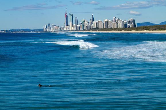 Surfers Paradajz