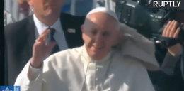 Atak na papieża podczas pielgrzymki w Chile!