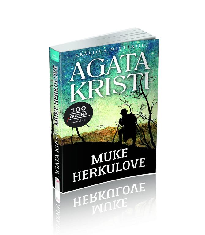 Muke Herkulove, još jedna intrigantna priča kraljice misterije, Agate Kristi