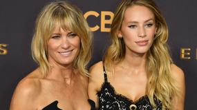 Emmy 2017: Robin Wright z córką Dylan na gali rozdania telewizyjnych nagród