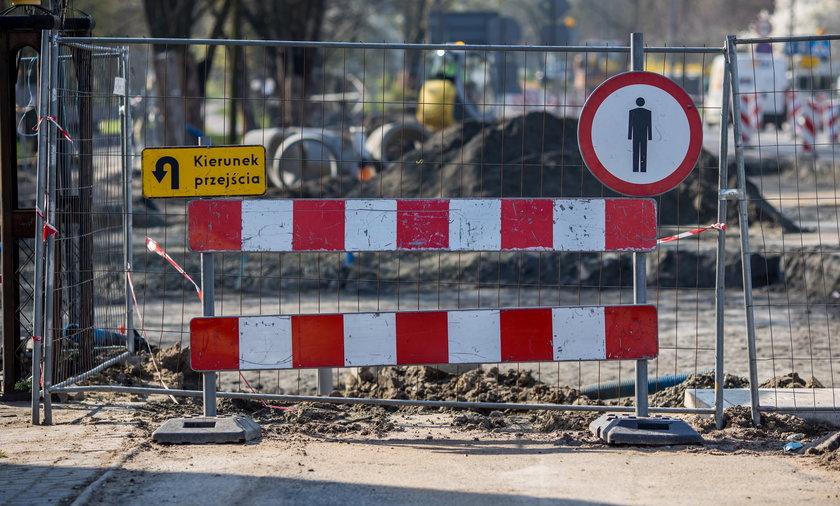 Ponad 50 chodników zostanie wyremontowanych w Poznaniu.