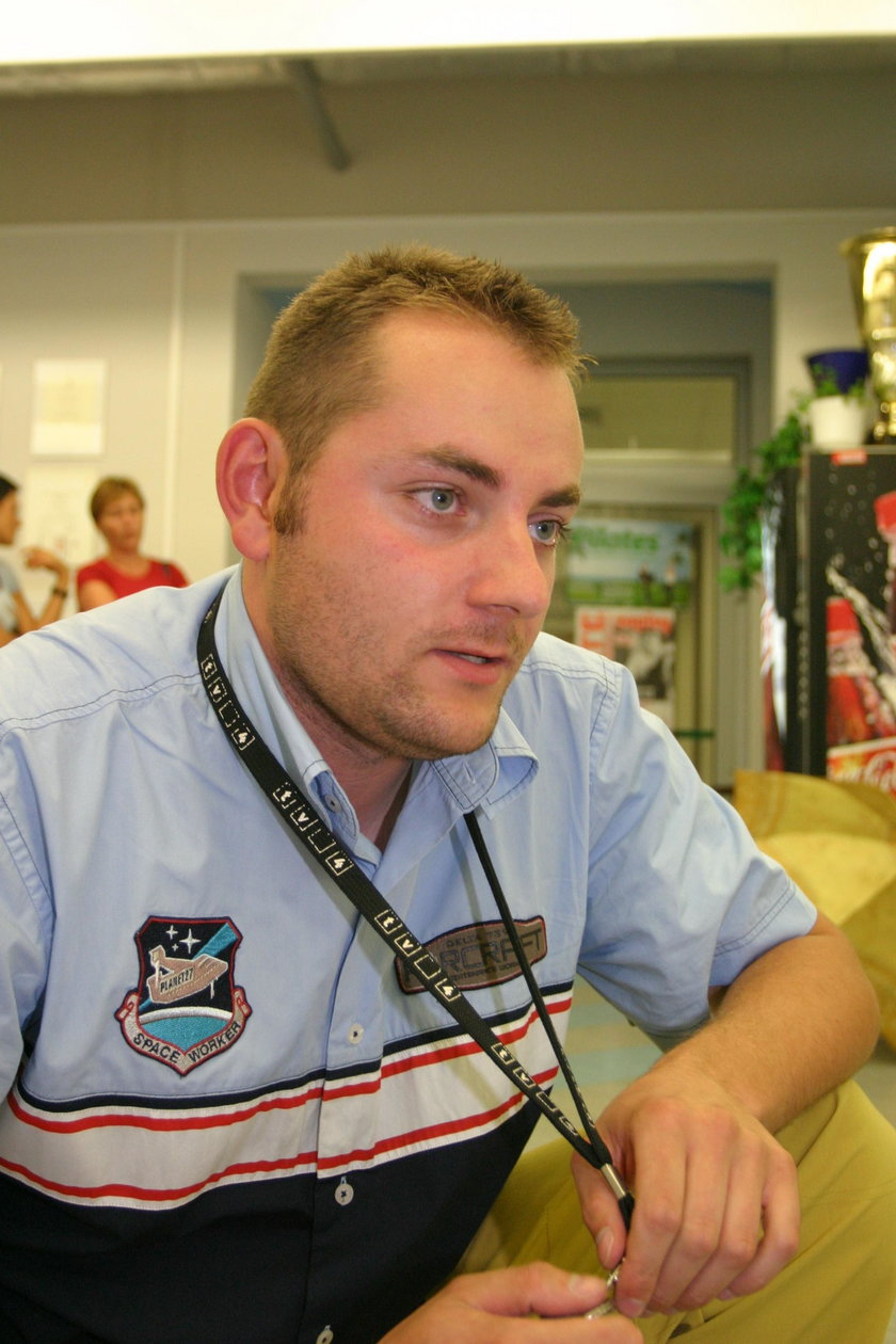 Piotr Owczarski, były dziennikarz TVP