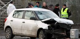 Groźny wypadek na Trakcie św. Wojciecha!
