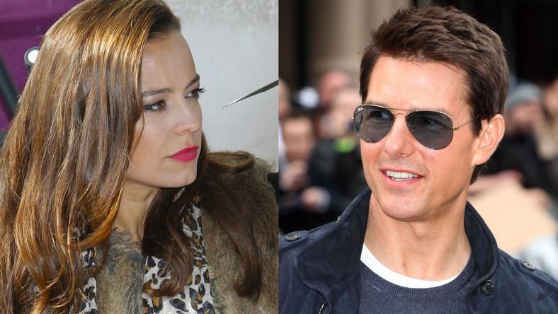 Anna Mucha, Tom Cruise