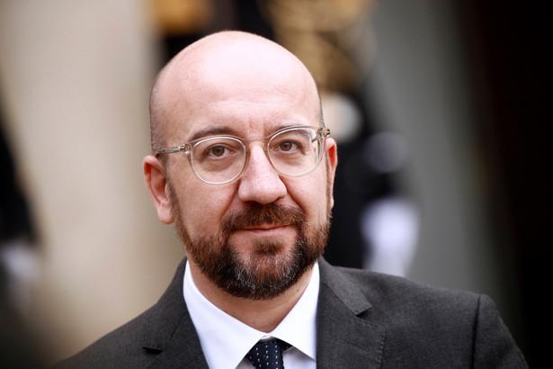 Chcę, abyśmy zgodzili się na zobowiązanie co do tego, aby Unia Europejska stała się neutralna klimatycznie do 2050 r. - napisał Charles Michel
