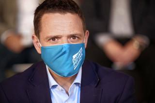 Trzaskowski o powrocie Tuska: Wszystkie ręce na pokład