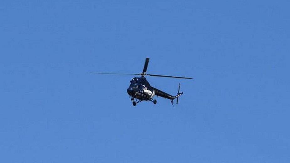 Gorlice. Helikoptery nad miastem i policyjne blokady