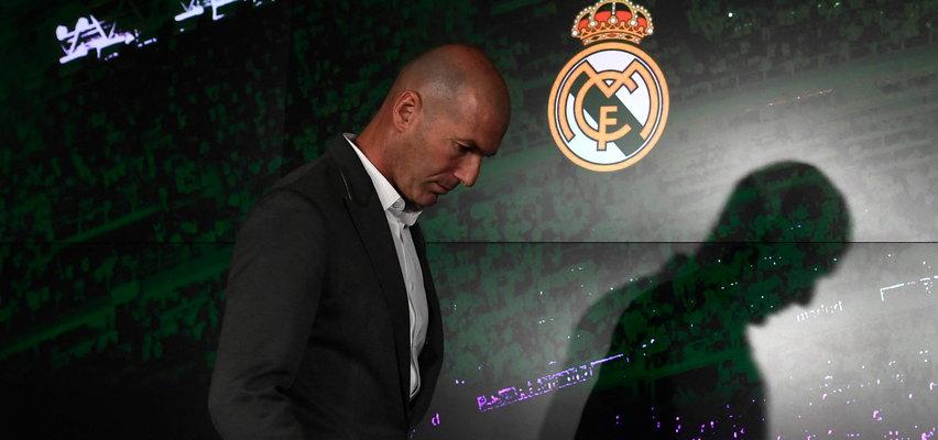 Koniec trenera Zidane w Realu. Czy znów wróci po 10 miesiącach?