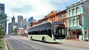 Autobusy z Polski trafią do Singapuru