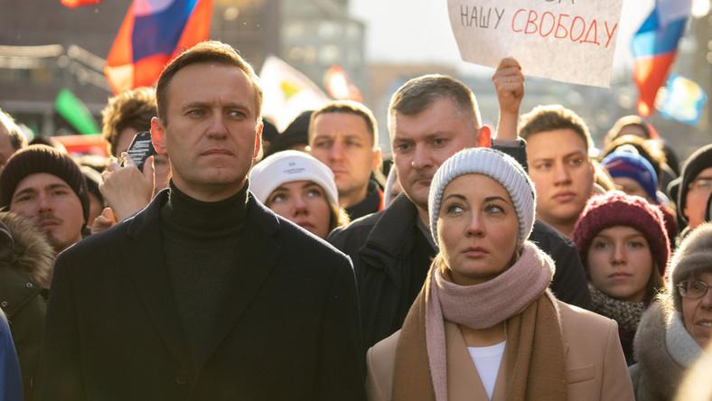 Aleksiej Nawalny, Julia Nawalna