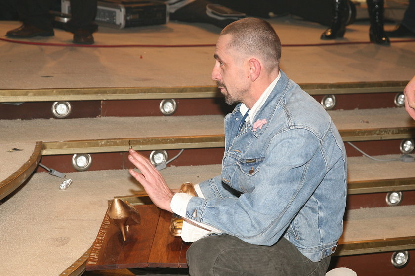 Mąż Agaty Kuleszy