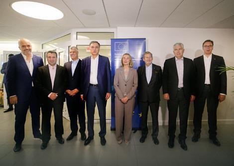 Lideri zemalja zapadnog Balkana