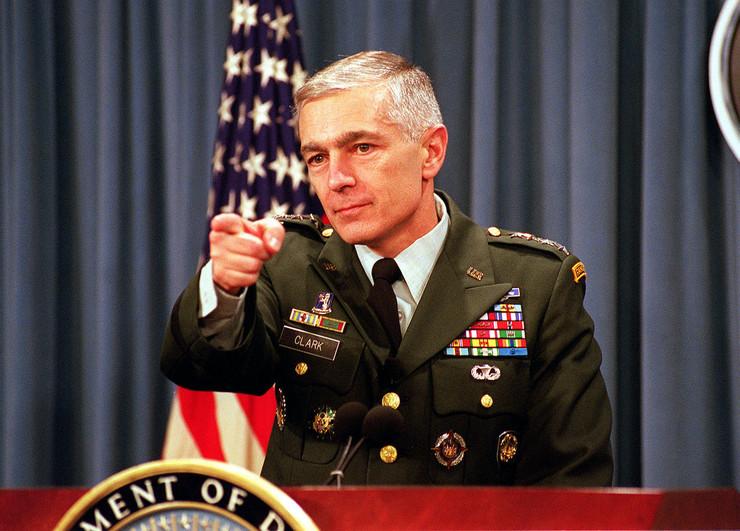 vesli klark Wesley Clark foto wikipedia