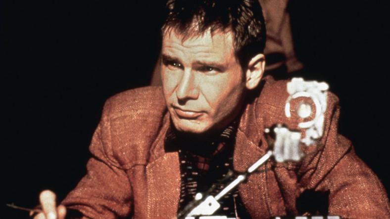 Harrison Ford jako Rick Deckard