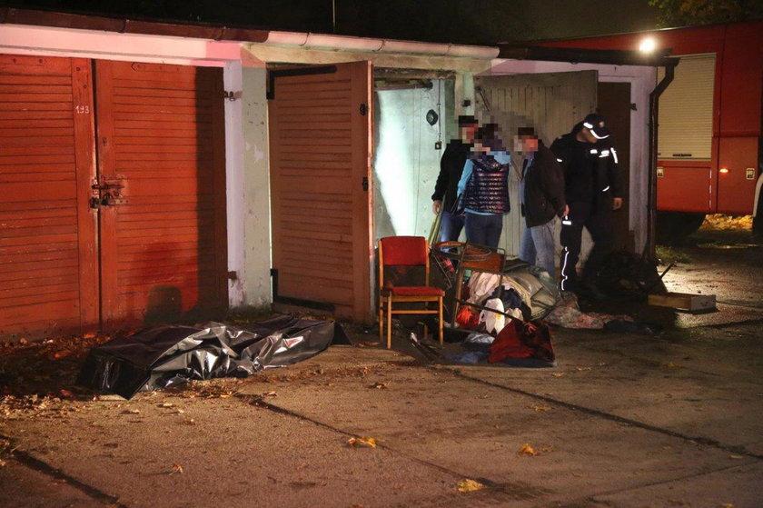 Tragiczny pożar w Opolu. Nie żyje mężczyzna