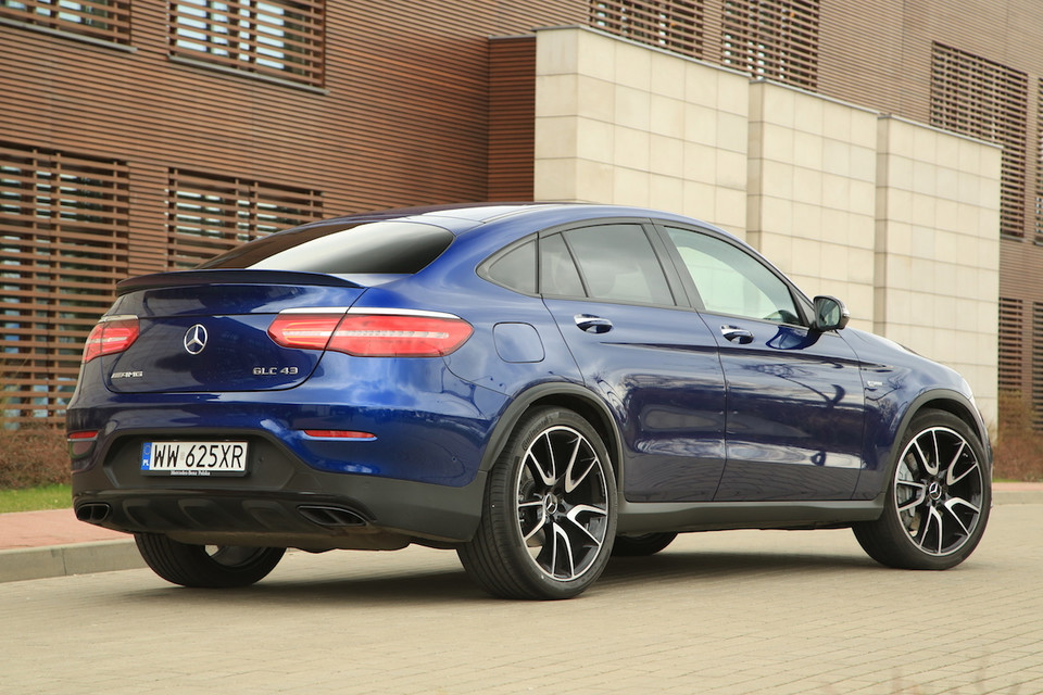 Mercedes-AMG GLC 43 4Matic Coupé