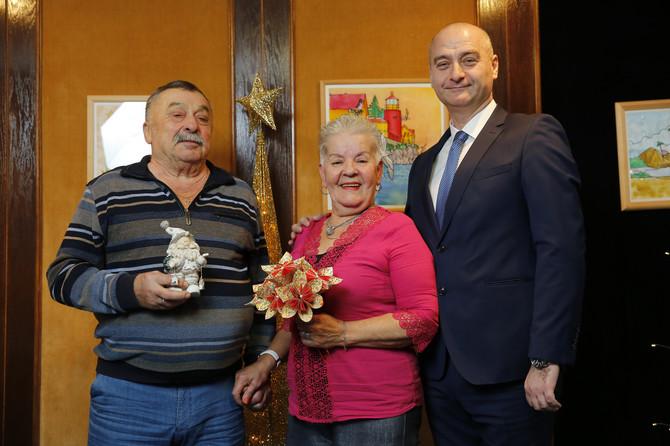 Dr Nenad Ivanišević, direktor Gerontološkog centra u Subotici, veliki je prijatelj i podrška