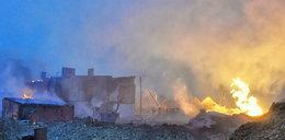 Big Cyc pomaga ofiarom wybuchu gazu
