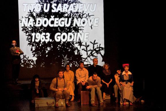 Najbolja scenografija Adisa Vatres Selimović