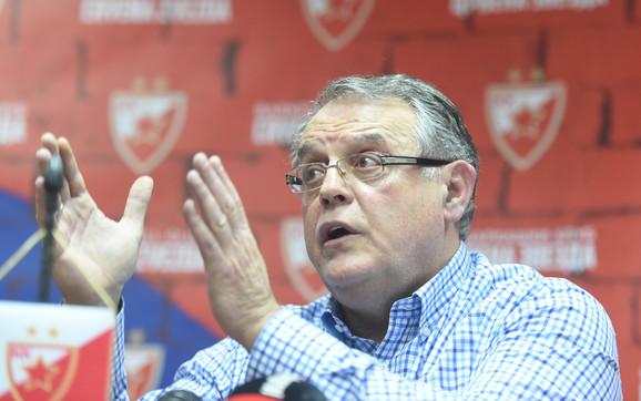 Nebojša Čović, obraćanje