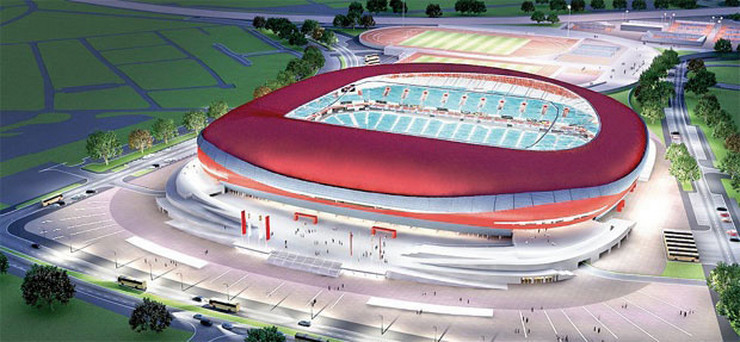 Nacionalni stadion foto Promo FSS