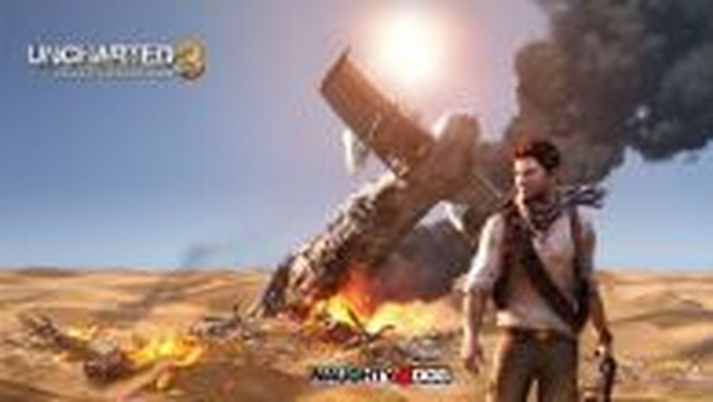 Popremierowy zwiastun Uncharted 3: Drake's Deception