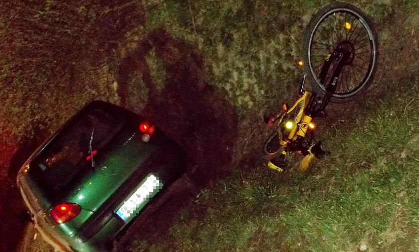 Tragiczny wypadek w Niebieszczanach