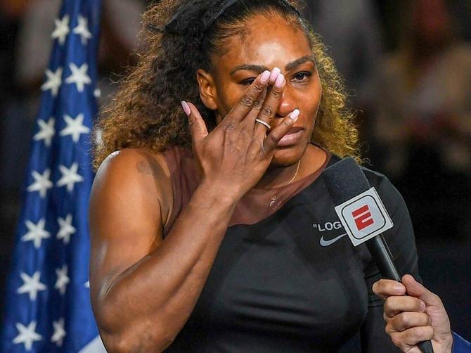 Prvi intervju Serene Vilijams posle poraza: Nikada nismo imali signale! Serena tvrdi da nije bilo koučinga!