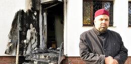 Podpalacz meczetu chodzi wolno!