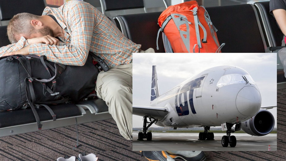 Polacy utknęli na Dominikanie. Awaria samolotu PLL LOT