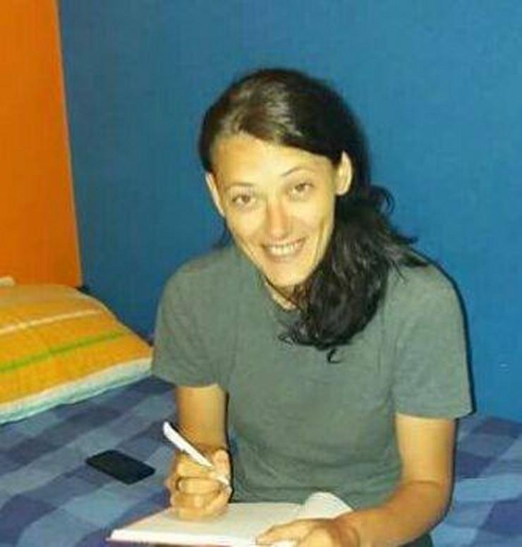 Borca Andrijana Petrovic, devojka se spalila
