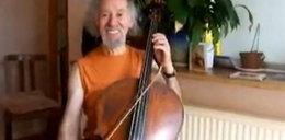 Znany muzyk przygnieciony belą siana. Nie żyje