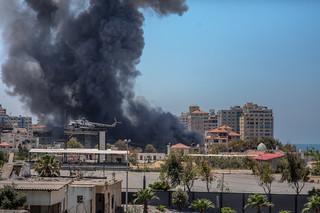 10 członków palestyńskiej rodziny zginęło w izraelskim nalocie