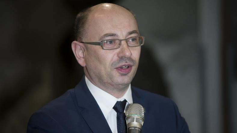 Mateusz Szpytma - wiceprezes Instytutu Pamieci Narodowej