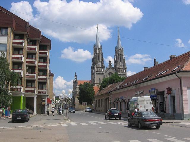 Jedna od retkih građevina sačuvana iz 18. i 19. veka