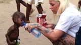 Pamiętacie chłopca, którego uratowała wolontariuszka? Zobaczcie, jak teraz wygląda