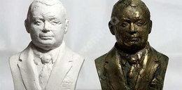 Popiersie Lecha Kaczyńskiego już na aukcji