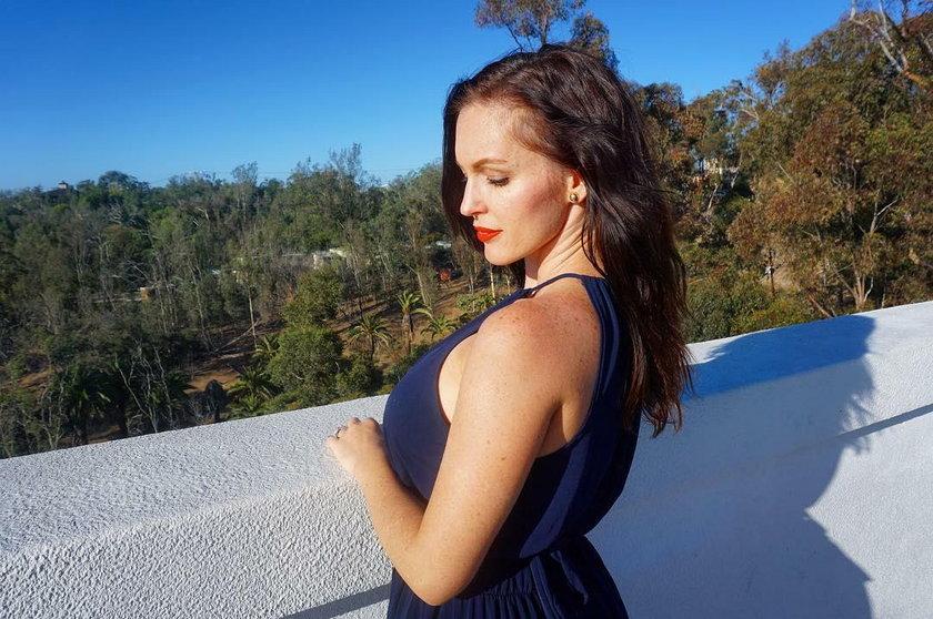 USA. Słynna gwiazda porno Jenna Presley odnalazła Boga