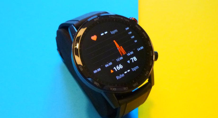 Honor Magic Watch 2 im Test: Smartwatch für Sportler