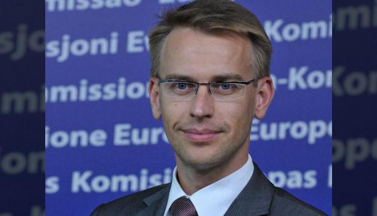 Peter Stano polozena foto Tanjug evropska komisija