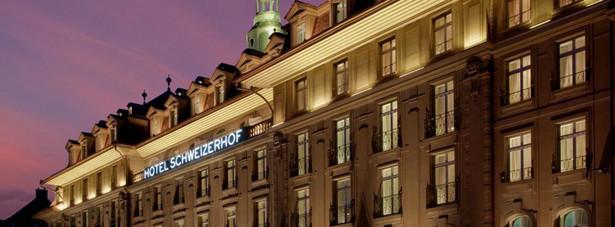 """Hotel Schweizerhof Bern został sfilmowany w obrazie """"W służbie Jej Królewskiej Mości"""". Fot. HRS"""