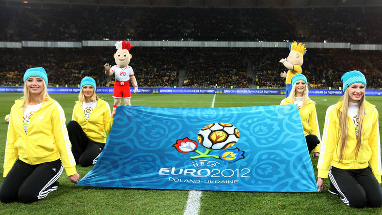 Losowanie grup Euro 2012 w Kijowie